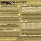 Dub Champions Festival Amsterdam 2015 program event details
