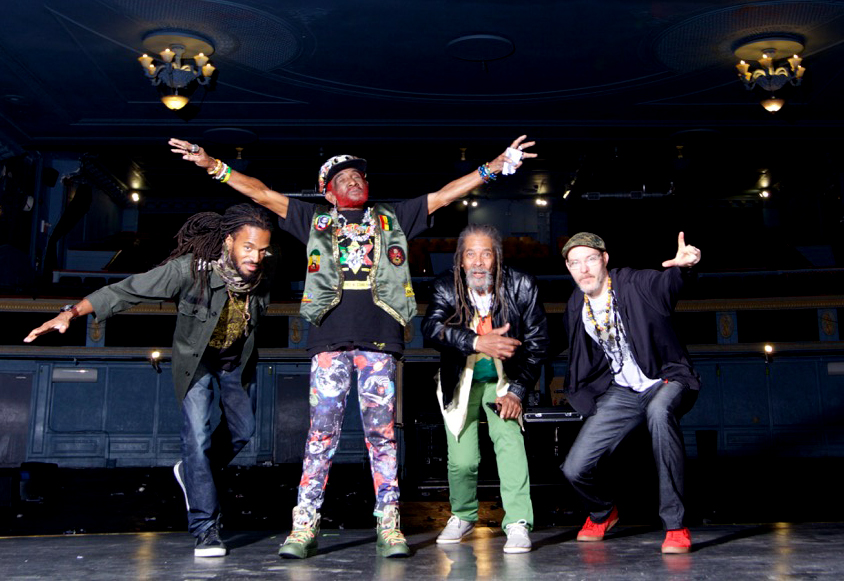 Lee Scratch Perry & Subatomic Sound System Credit Photosynthesis