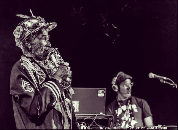 Lee Scratch Perry & Subatomic Sound System, Emch
