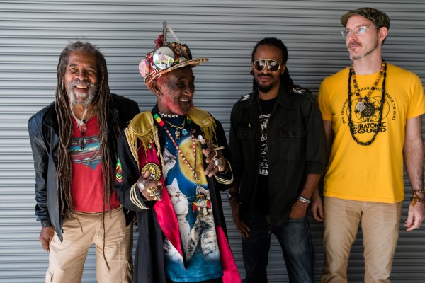 Lee Scratch Perry & Subatomic Sound System