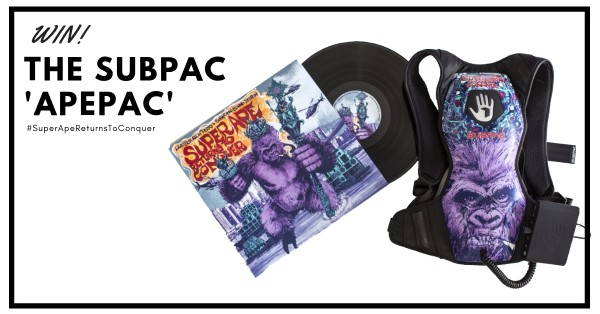 SubPac ApePac Super Ape Returns to Conquer Contest